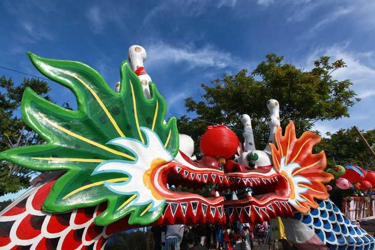 Colourful Dragon Boat Festival Happening in Forest Lake