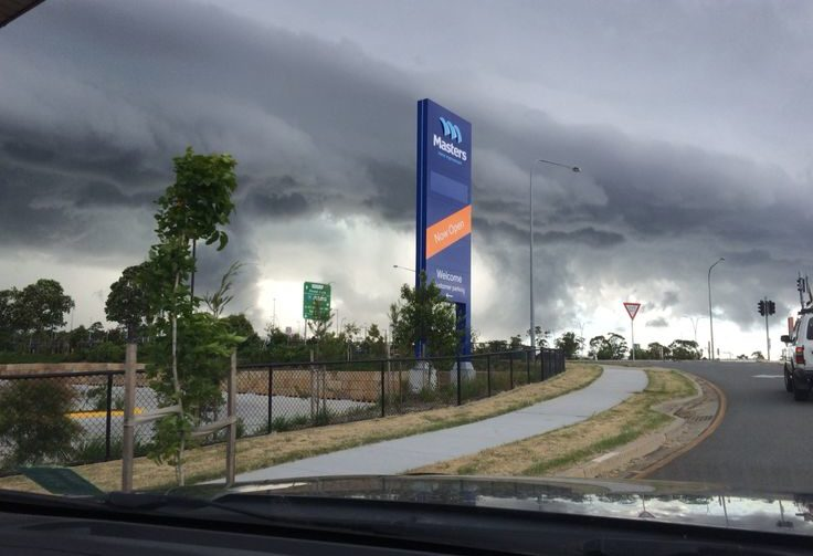 Forest Lake & Other Southeast Brisbane Suburbs Likely To Take a Beating From Summer Storms