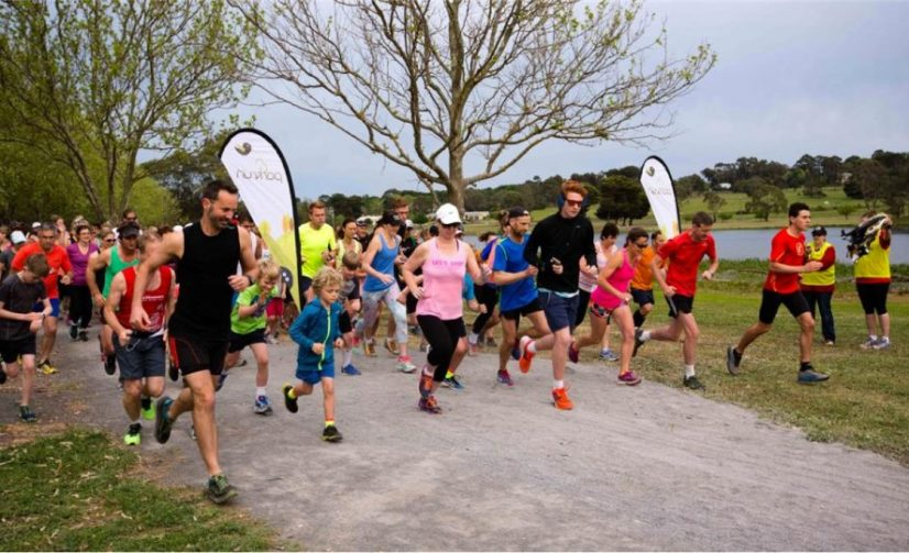 Forest Lake Prepares for Upcoming parkrun
